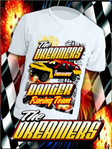 THE DREAMERS OFFICIAL MERCHANDISE